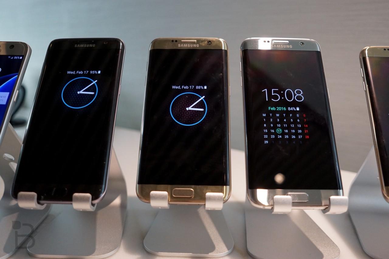 Samsung Galaxy S8 bez plochého displeje?