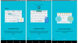 Google Klávesnice přichází s velkou aktualizací - režim jedné ruky či nová gesta
