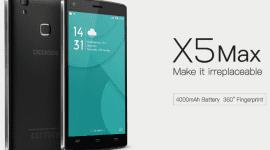 DOOGEE X5 MAX – ultra levný chytrý telefon s velkou baterií [sponzorovaný článek]