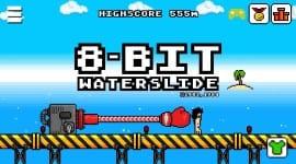 8-BIT WATERSLIDE – osmibitovka a vodní skluzavka