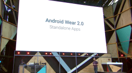 Google I/O 2016 – Android Wear 2.0