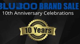 Bluboo slaví desáté narozeniny velkými slevami [sponzorovaný článek]