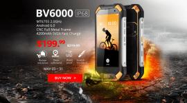 BV6000 – Výkonný hardware s podporou IP68 a českého LTE [sponzorovaný článek]