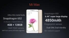 Xiaomi Mi Max – cvalík s dobrou cenou