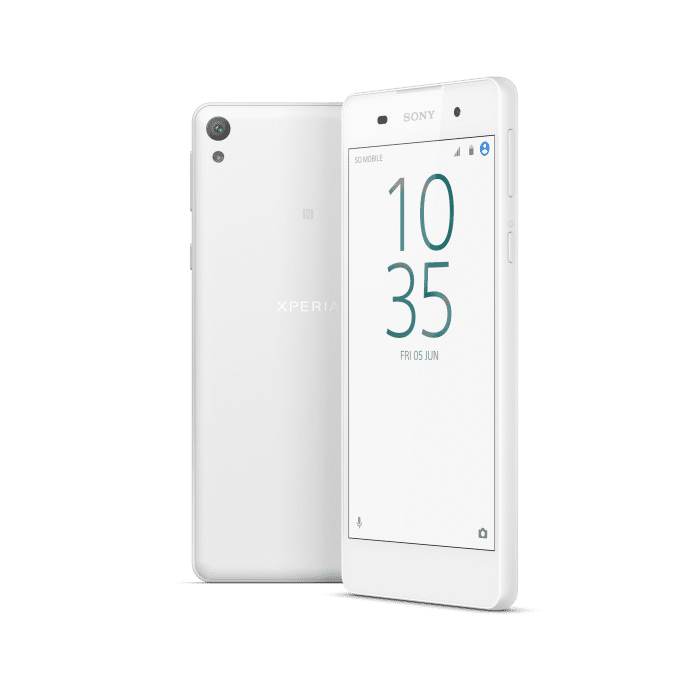 Sony Xperia E5 White Group
