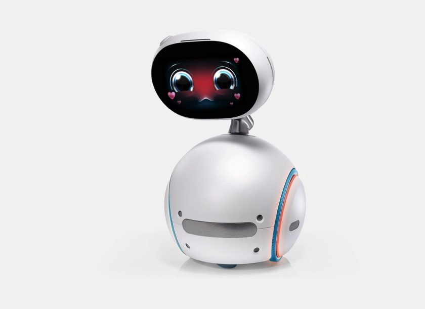 Asus na Computexu představil malého robota s názvem Zenbo