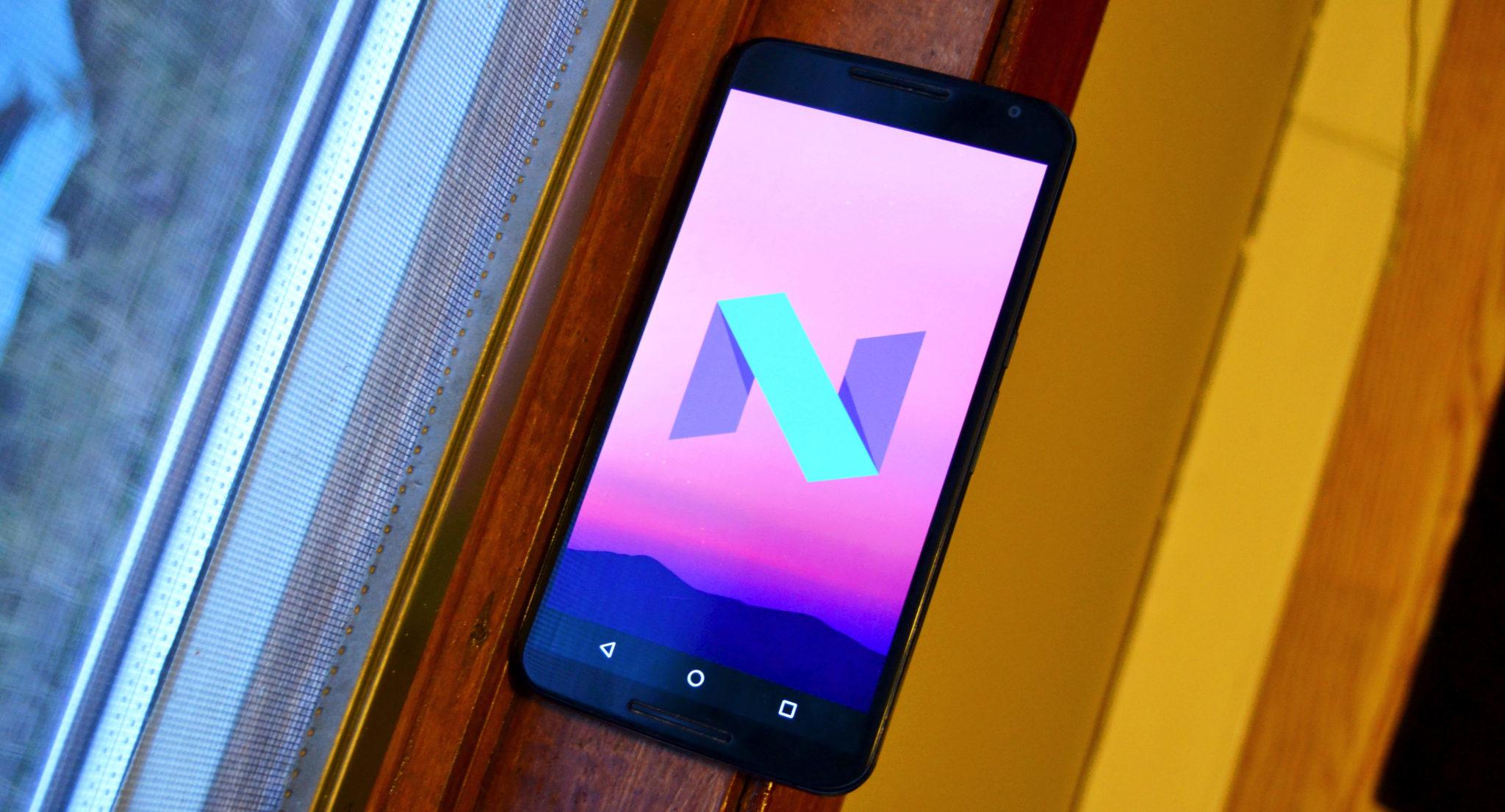 Zkratky v Androidu N nebudou v konečné verzi