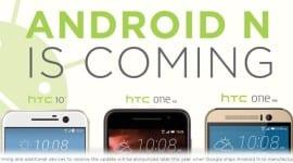 HTC potvrzuje – Android N přijde na HTC 10, One A9 a One M9