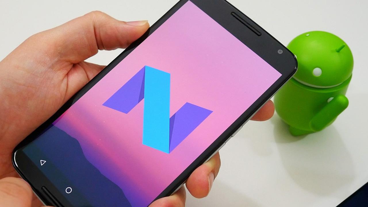 Současné telefony nedostanou aktualizace na pozadí z Androidu N