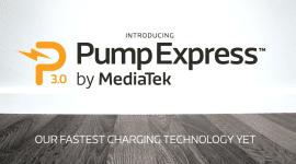 MediaTek představil Pump Express 3.0