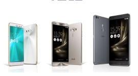 Asus představil Zenfone 3, Zenfone 3 Ultra a Zenfone 3 Deluxe
