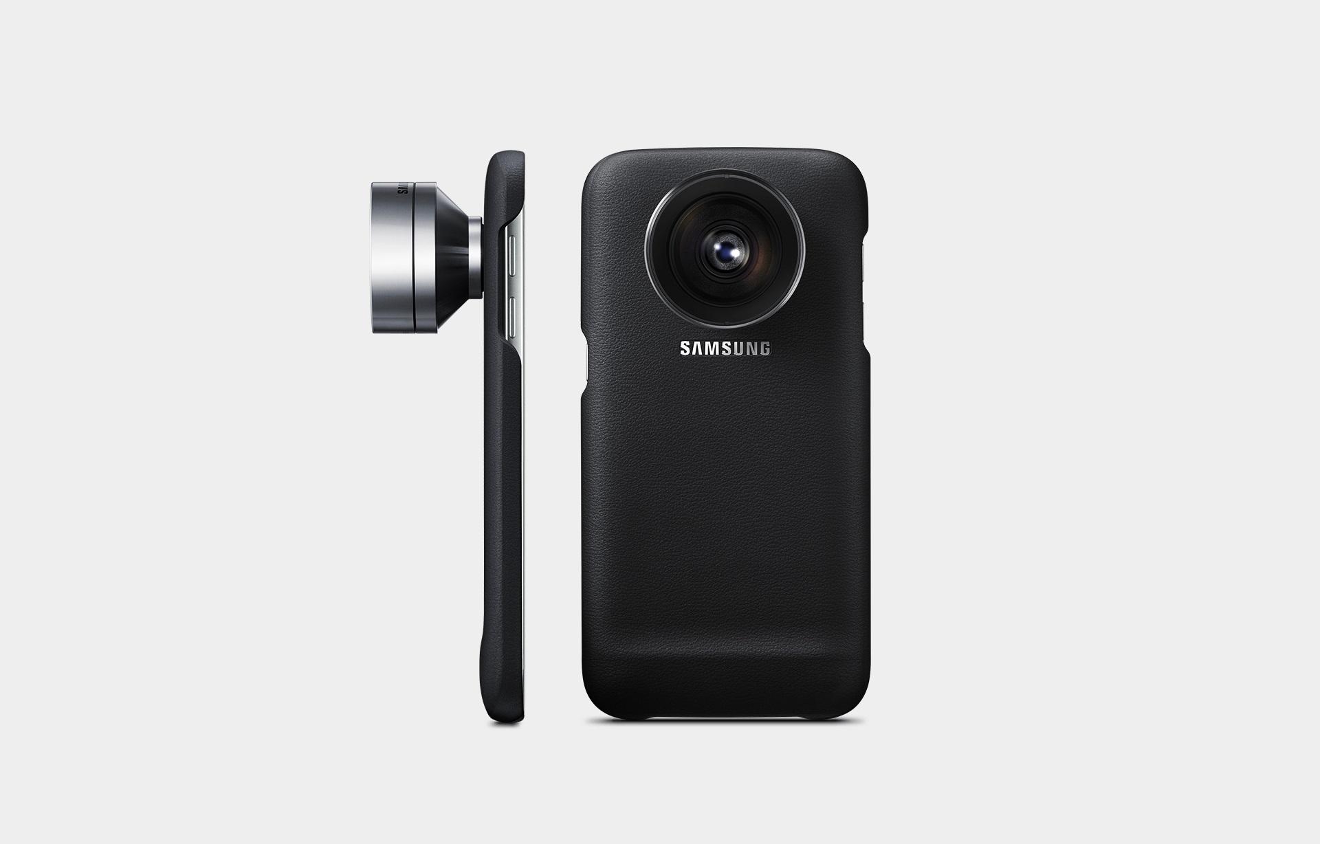 Lens Cover pro Galaxy S7 jde do prodeje, cena však mobilní fotografy nepotěší