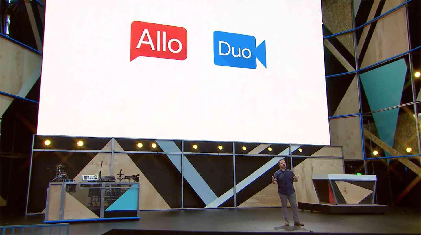 Allo a Duo nenahradí Hangouts