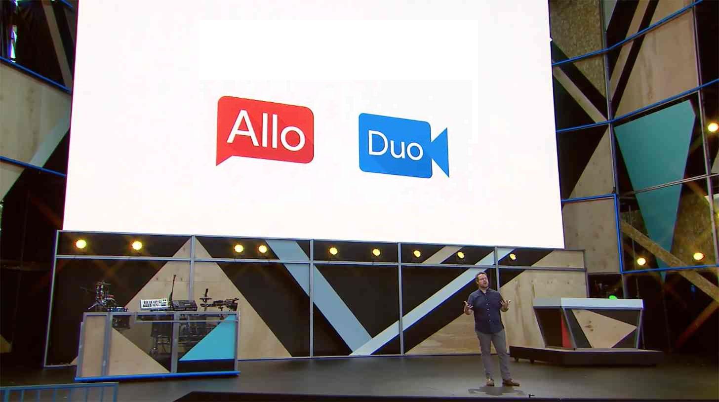 Allo a Duo – nové komunikační aplikace od Googlu [aktualizováno]