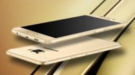 Spolu s Galaxy C5 byl představen i větší Galaxy C7 [aktualizováno]