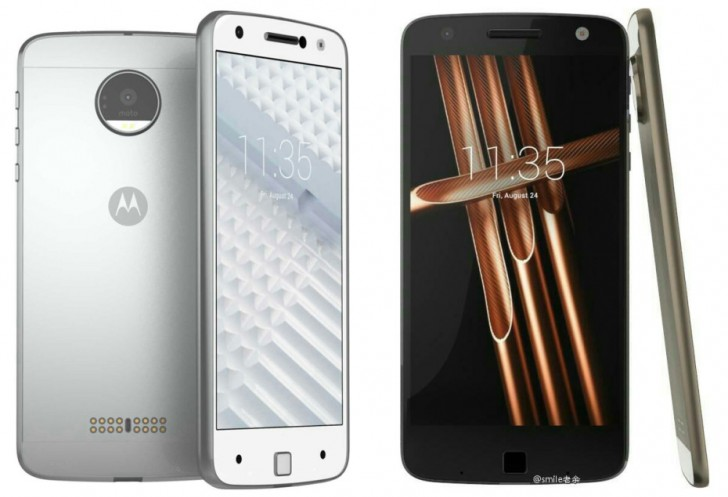 Moto Z – nové rendery smartphonů i příslušenství [aktualizováno]