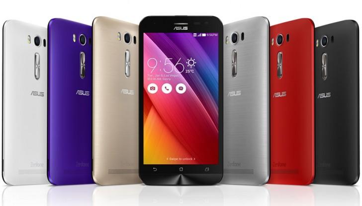 ASUS ZenFone 2 Laser dostává Android 6.0 Marshmallow