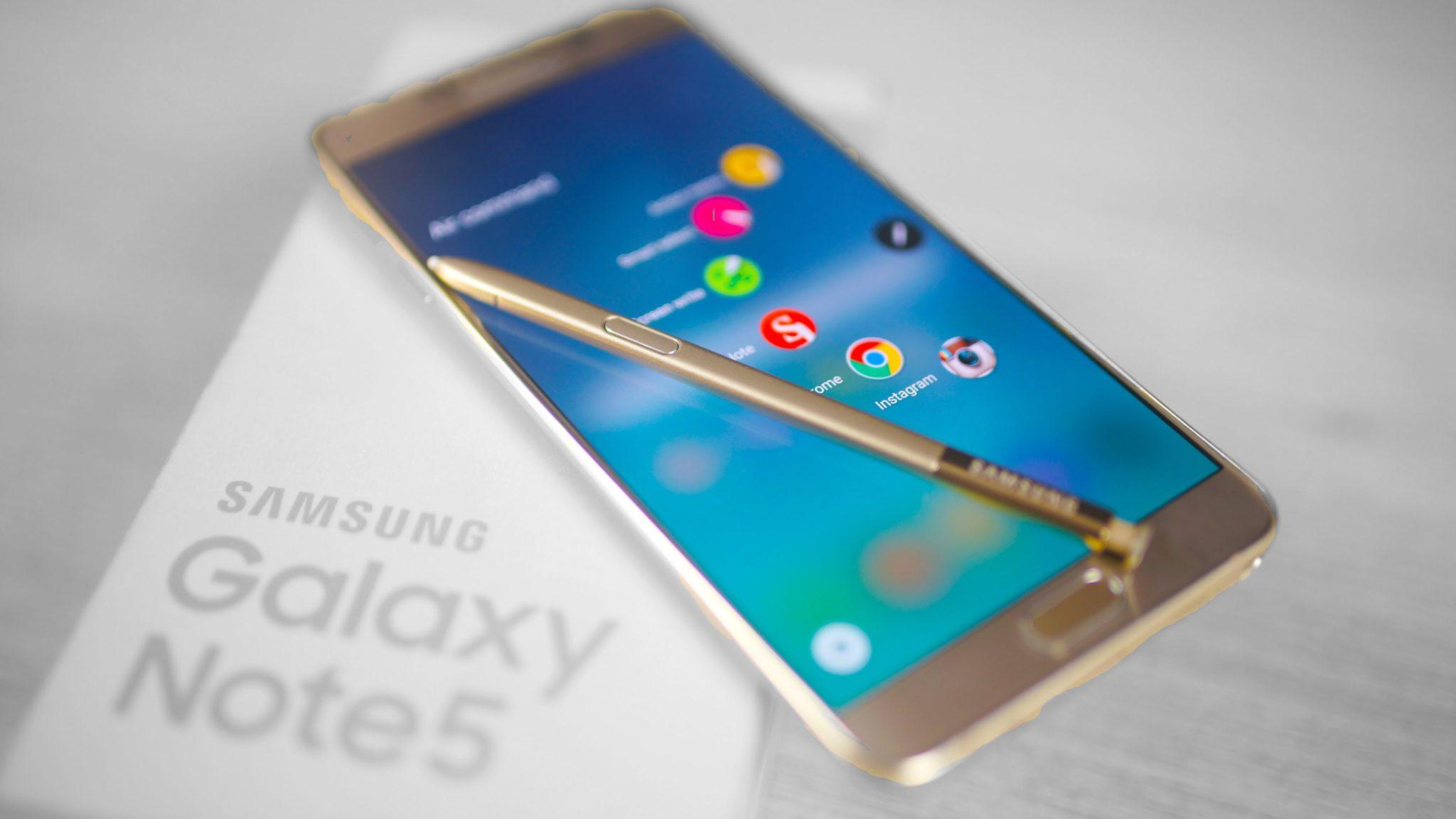 Samsung Galaxy Note 6 má přijít s konektorem USB-Type C