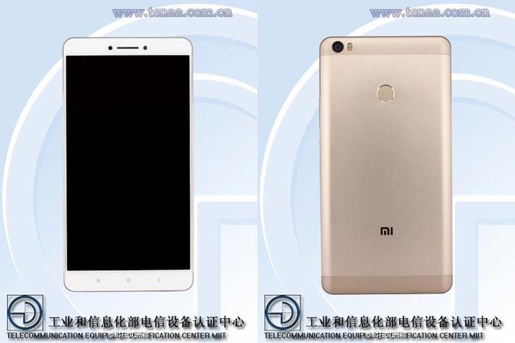 Xiaomi Mi Max certifikován u TENAA