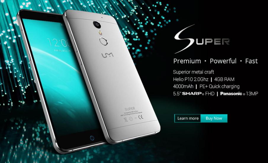 Předobjednejte si UMI Super s kvalitní konstrukcí a českým LTE [sponzorovaný článek]