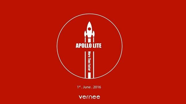 Vernee Apollo Lite se dostane na trh již v červnu