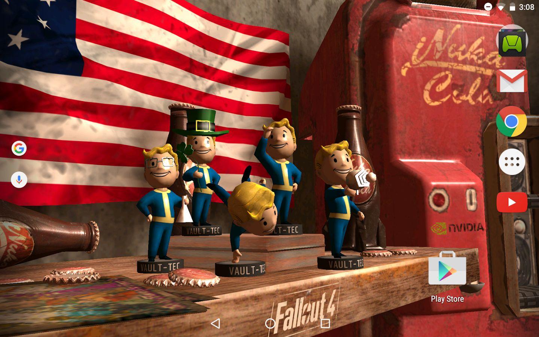 Živá tapeta Fallout 4 – povinnost pro všechny fanoušky