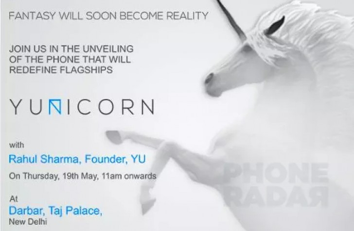Yu Yunicorn se chystá do světa