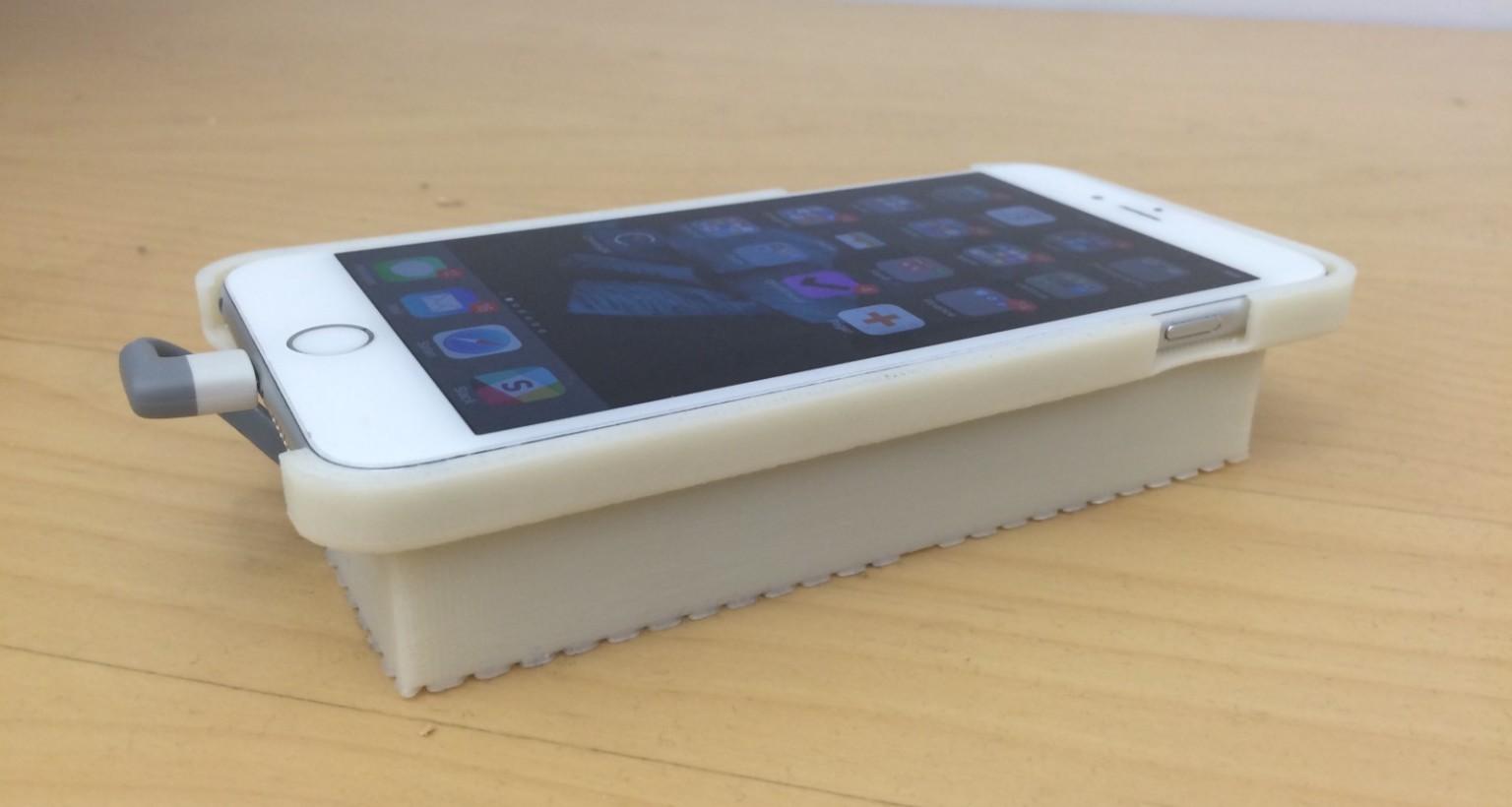 Pouzdro od Tendigi umožní spustit na iPhone zařízení Android [Zajímavost]