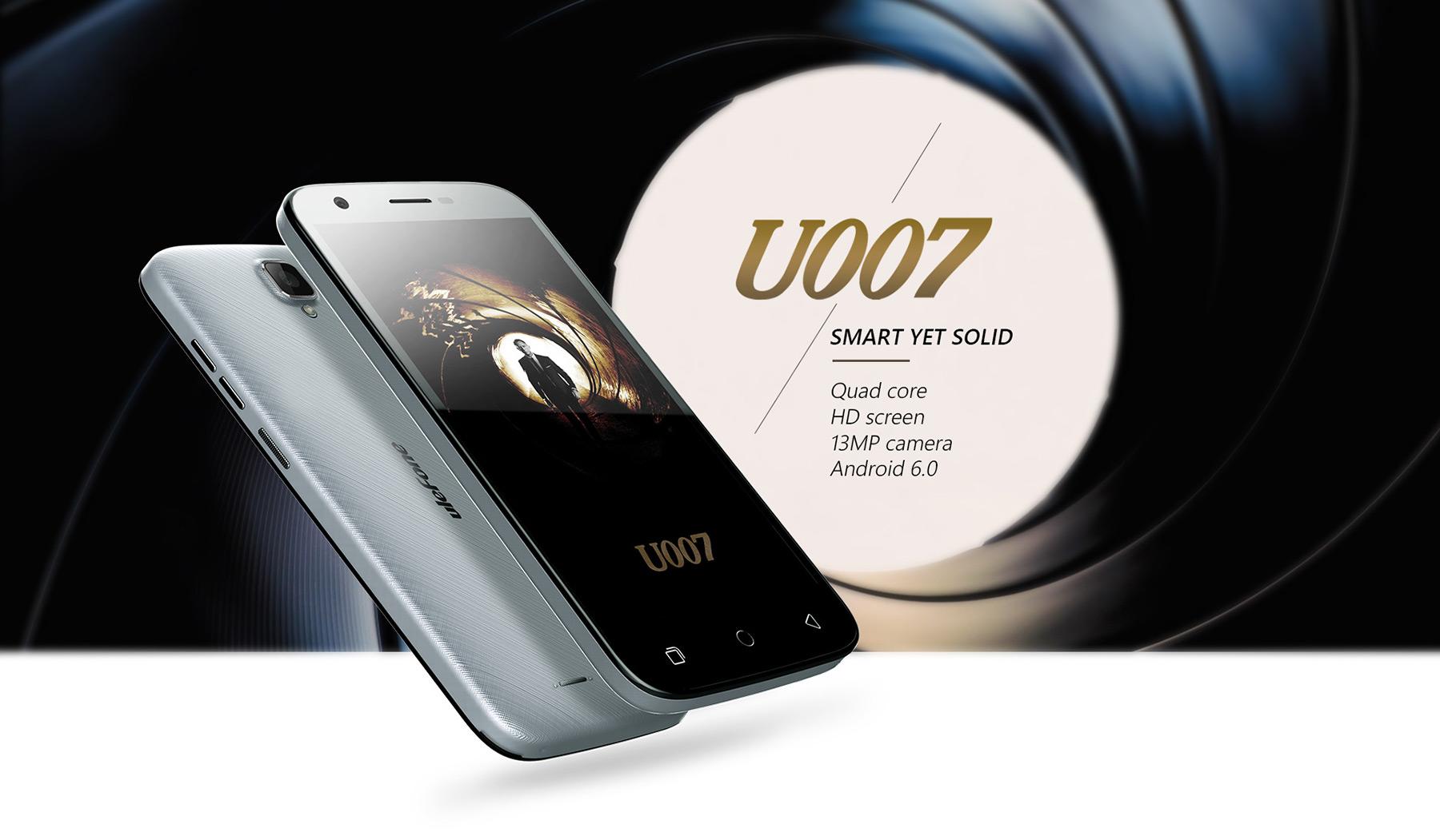 Ulefone akce startuje na 50 $ [sponzorovaný článek]