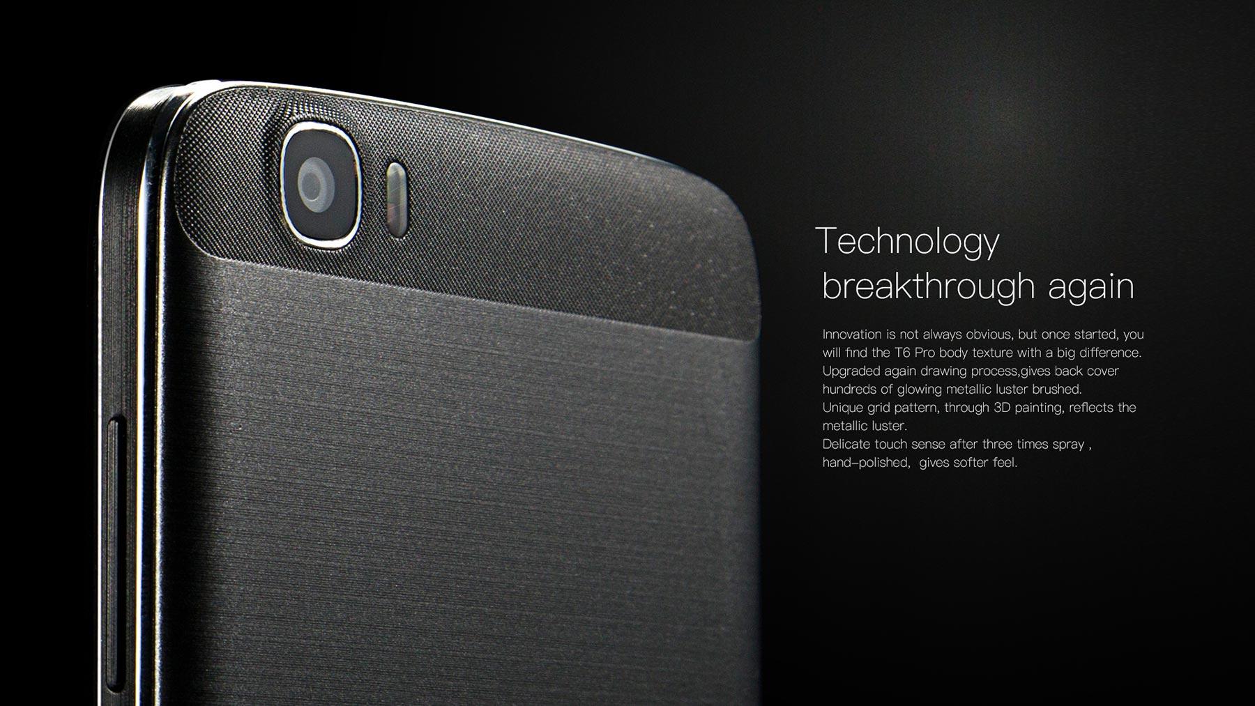 DOOGEE T6 Pro – LTE, velká baterie a mnoho dalšího [sponzorovaný článek]