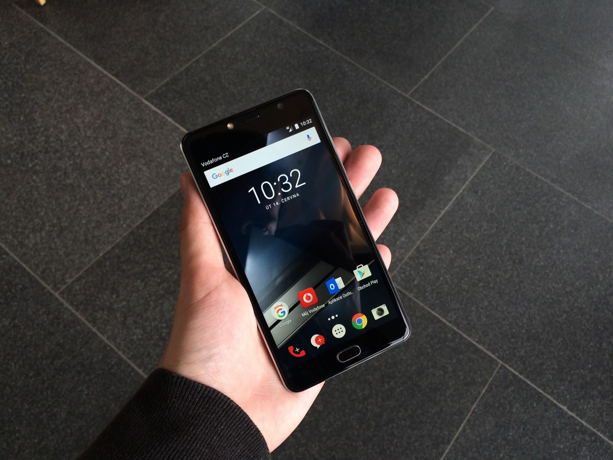Vodafone představil Smart platinum 7 a Smart ultra 7