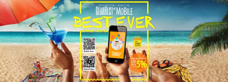 2016 Summer Biggest Promotion GearBest.com 2