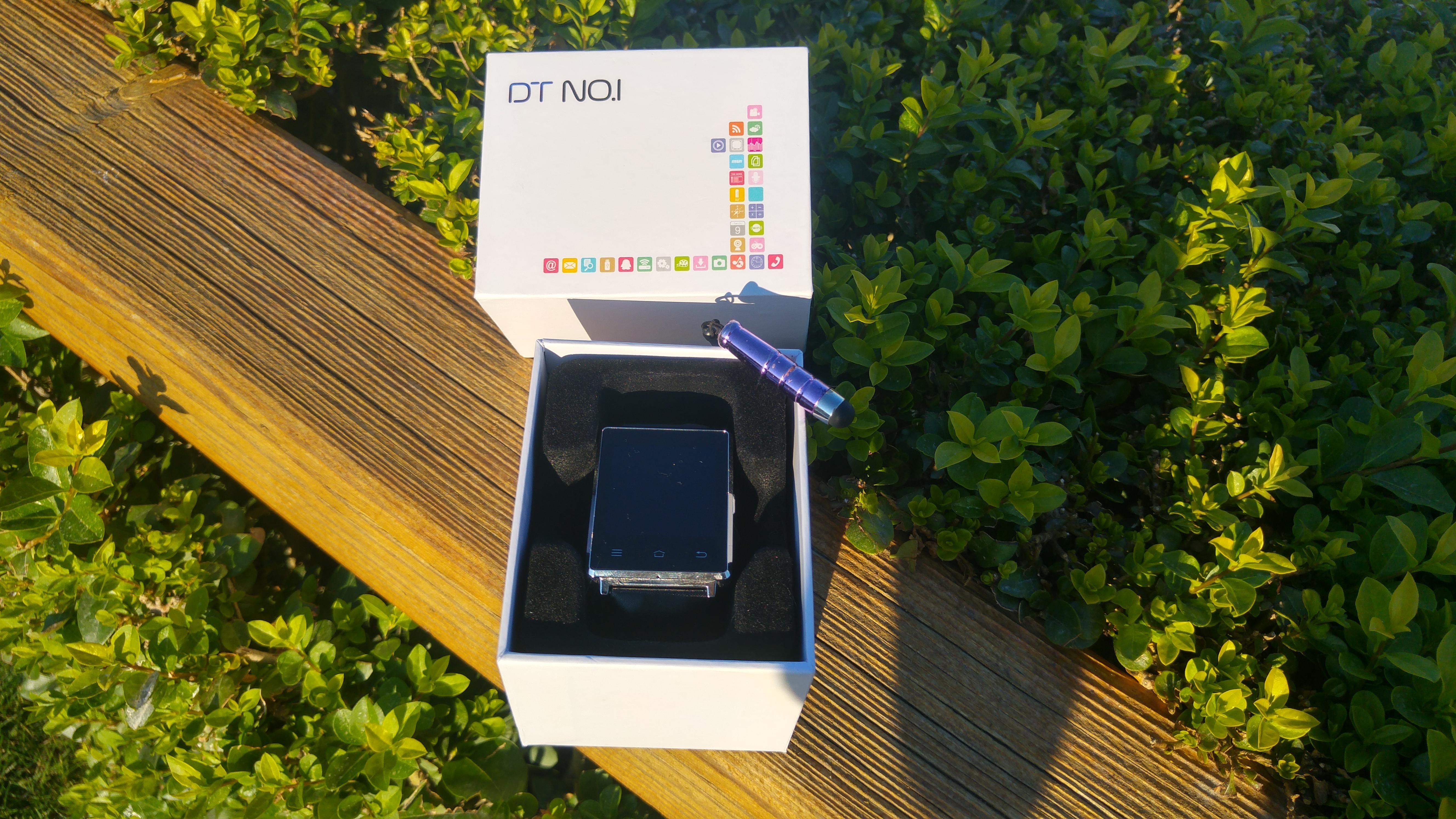 No.1 D6 – propracované chytré hodinky [mini recenze]