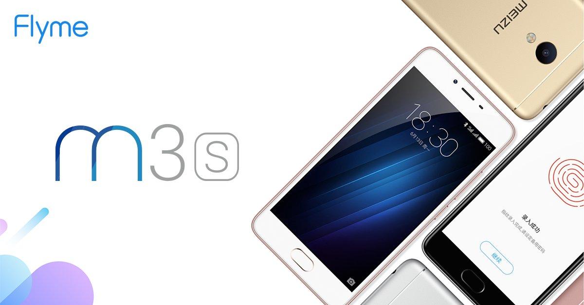 Meizu m3s jako odpověď na Honor 5A