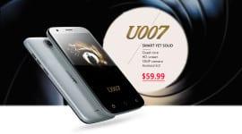 Ulefone U007 oficiálně – kompaktní telefon střední třídy