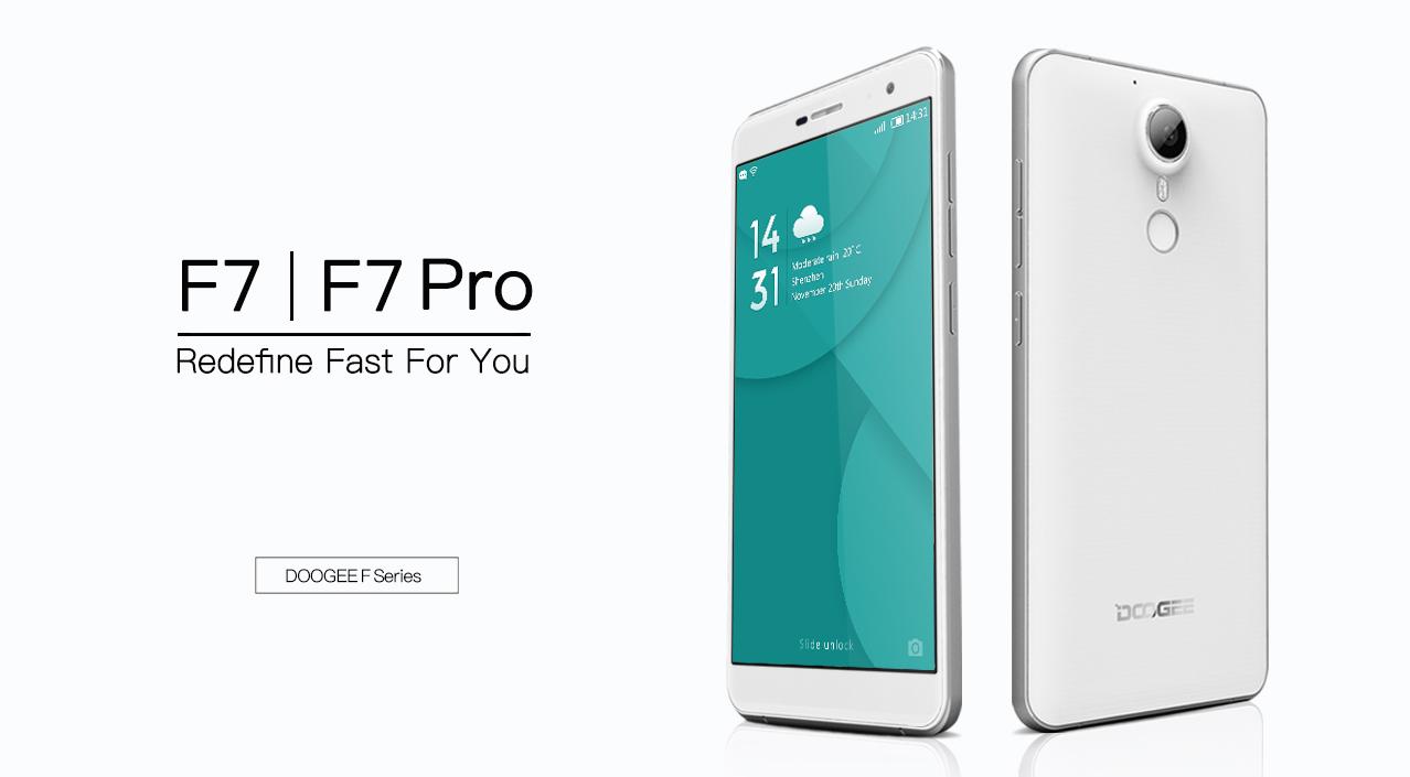 Doogee F7 Pro – nekompromisní výkon a vyladěná čtečka otisků prstů [sponzorovaný článek]