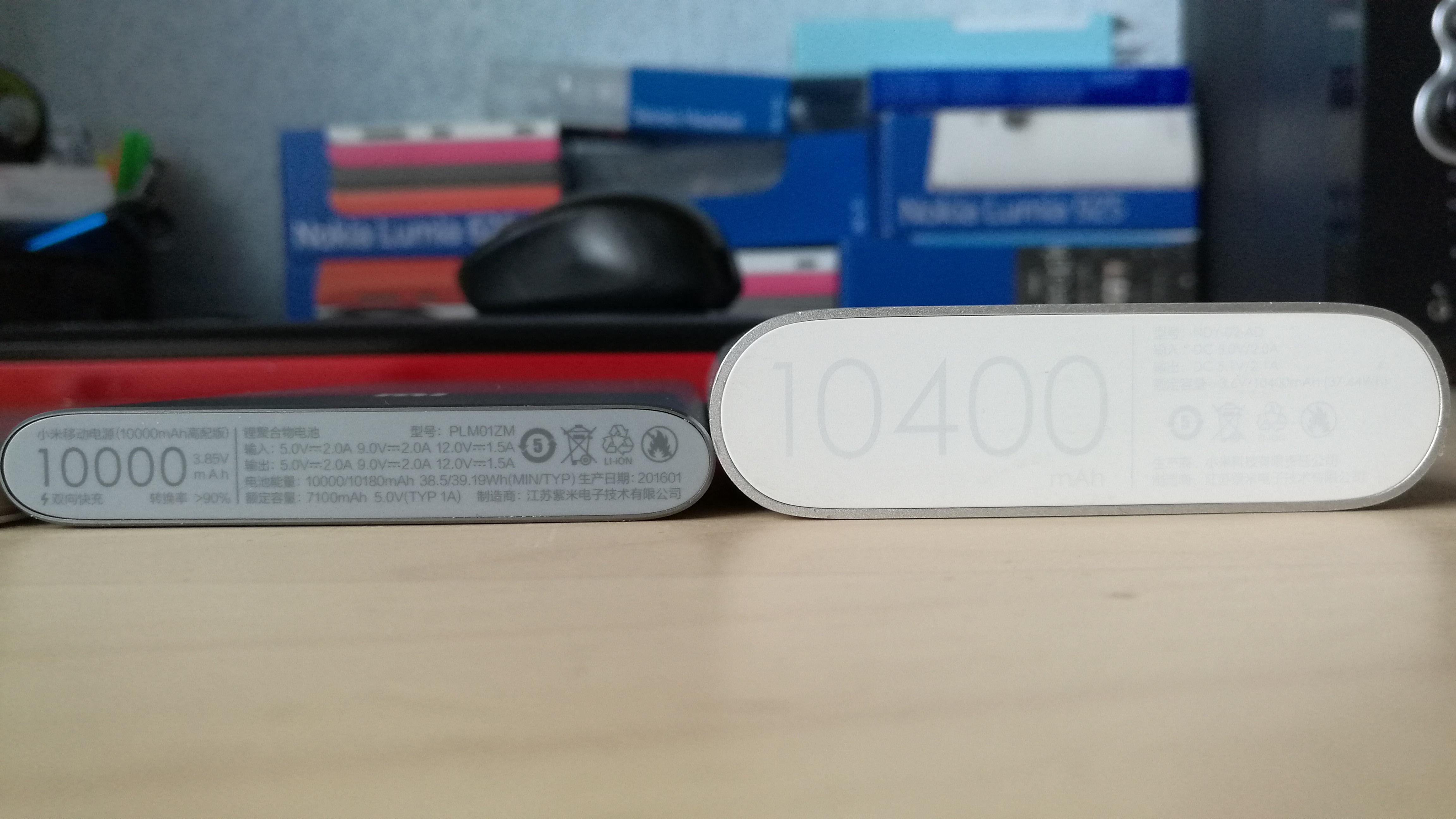 Xiaomi Mi Power Bank Pro 10 000 mAh – spousta energie v kompaktním balení [recenze]