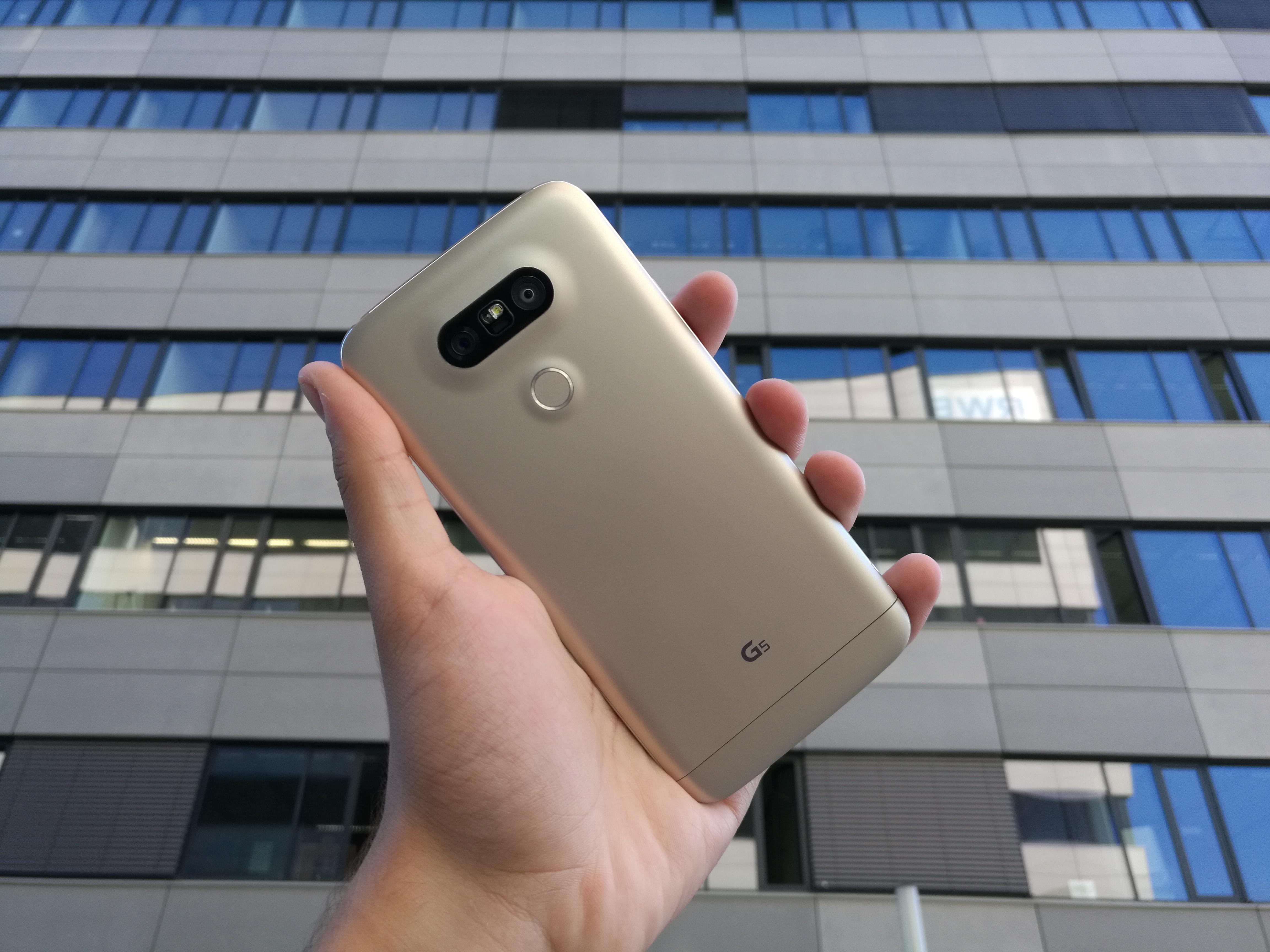 Ochutnávky #31 – LG G5