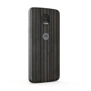 Moto Mods Style Shell Charcoal Ash