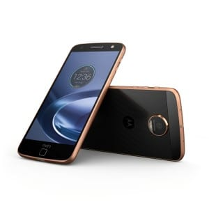 Moto Z Force Droid Edition Front Back Combo