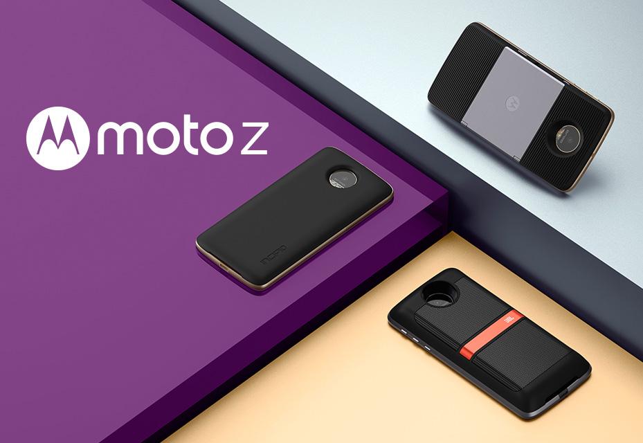 Moto uvedlo modely Z a Z Force