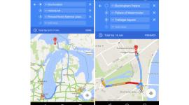 Google Mapy – navigování přes více bodů i pro iOS [aktualizováno]