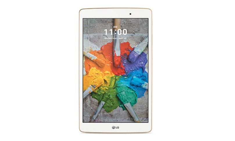 LG G Pad X 8.0 – jen další tablet do počtu