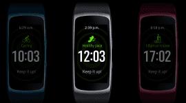 Samsung představil Gear Fit2 a Gear IconX