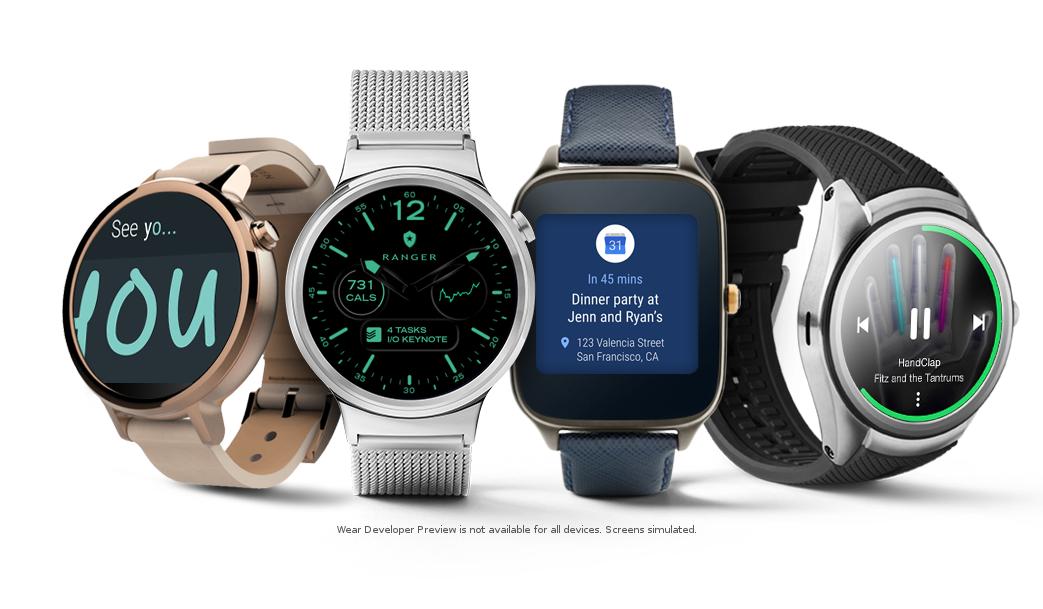 Android Wear 2.0 – kdo dostane aktualizaci