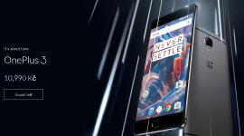 OnePlus 3 oficiálně - láká na specifikace a cenu