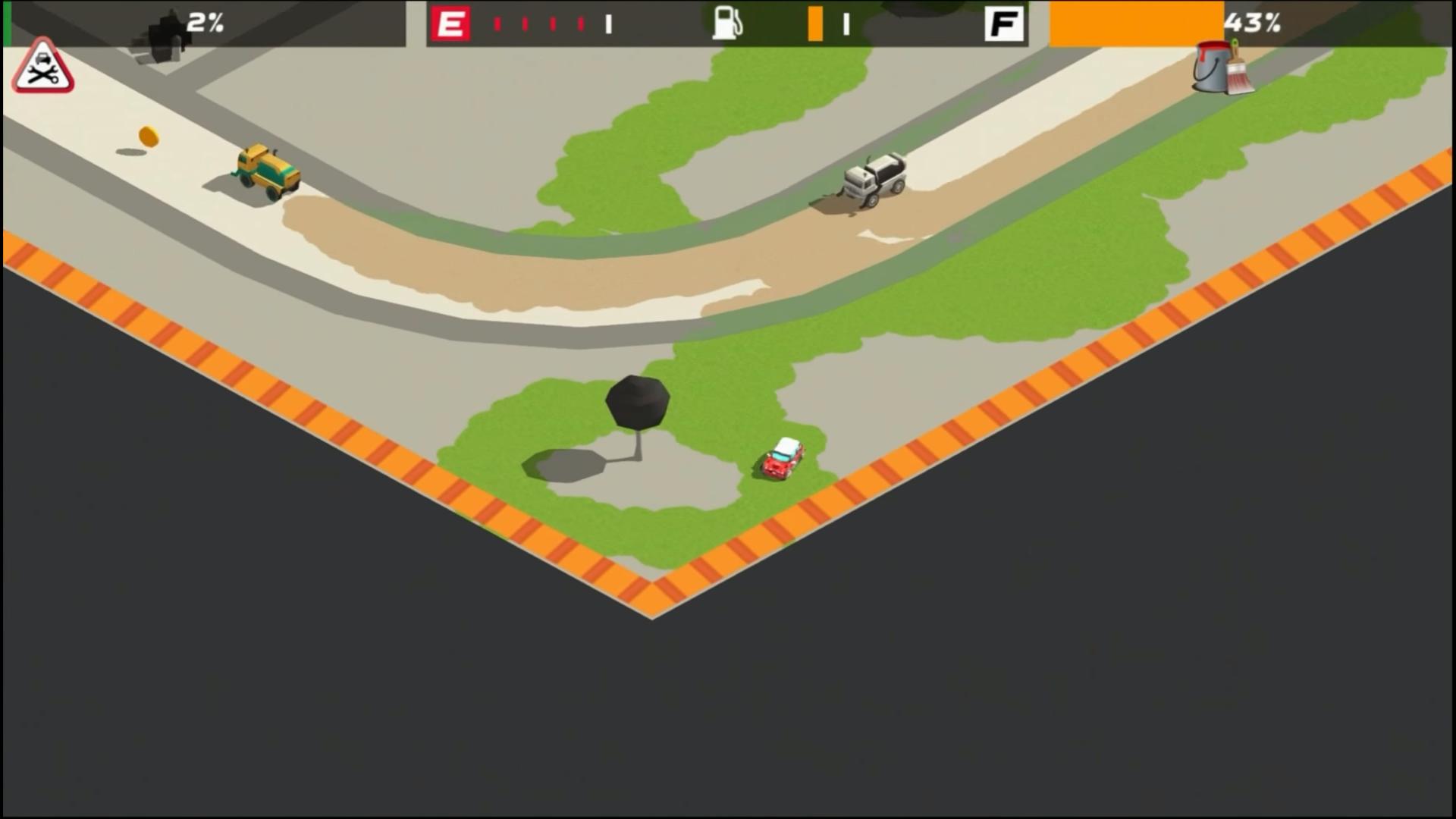 Splash Cars – super zábavná netradiční hra s autíčky