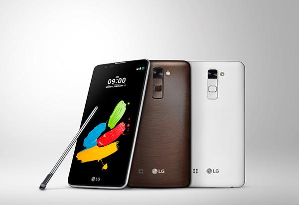 LG ukázalo nový 5,7palcový Stylus 2 Plus