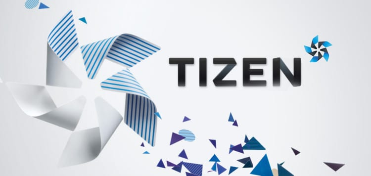 Tizen-logo-wallpaper