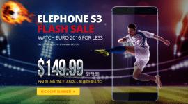 Elephone S3 – s našlapanou výbavou [sponzorovaný článek]